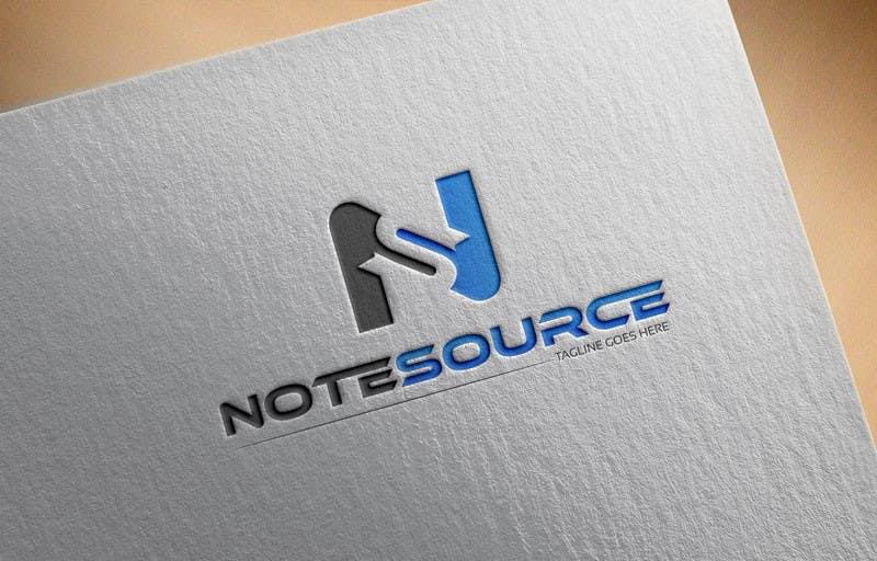 Kilpailutyö #35 kilpailussa Design a Logo for NoteSource