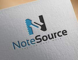 #41 for Design a Logo for NoteSource by Syedfasihsyed
