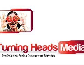 #55 untuk Logo Design for Turning Heads Media oleh elgopi