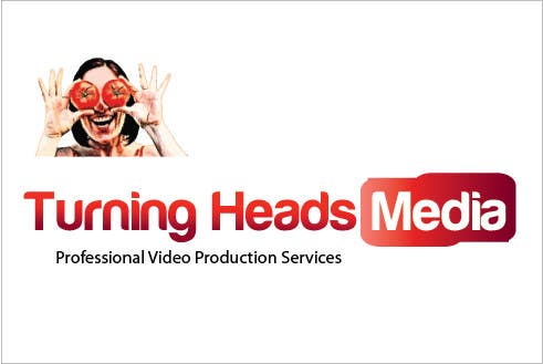 #56 for Logo Design for Turning Heads Media by elgopi