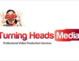 #56 untuk Logo Design for Turning Heads Media oleh elgopi