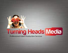 #60 for Logo Design for Turning Heads Media af elgopi