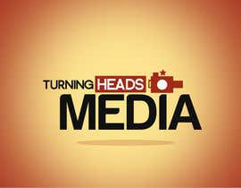 YogNel tarafından Logo Design for Turning Heads Media için no 62