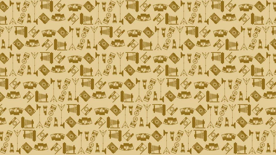 Konkurrenceindlæg #                                        11                                      for                                         Seamless Doodle Style Pattern (Photography Related)