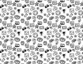 #1 for Seamless Doodle Style Pattern (Photography Related) af barboo