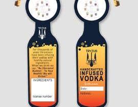 #49 cho Label for a bottle bởi Pulakbindu