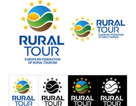 #4174 for Logo contest European Federation of Rural Tourism af GFloud