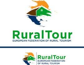 #4036 for Logo contest European Federation of Rural Tourism af Pakdesigner123