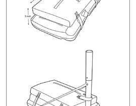 #23 untuk Technical drawing for a Product oleh kishankantsaini