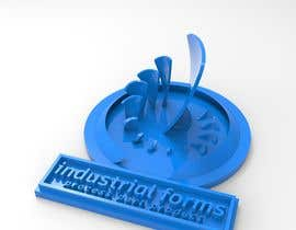 #24 cho CAD Design/ model up logo of Industrial Forms suitable for 3d Printing bởi hasanapuasraful