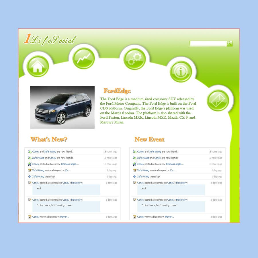 Entri Kontes #                                        3                                      untuk                                        Design a Wordpress Template for cheapvpn.co.za