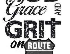 #105 for Collection God Grace & Grit t shirt design by Soikot017