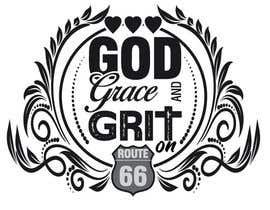 #114 for Collection God Grace & Grit t shirt design by Soikot017