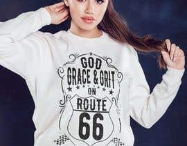 #68 for Collection God Grace & Grit t shirt design by SayemProdhan