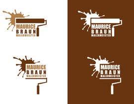 nº 174 pour Ich brauche einen Logodesigner für einen Maler par bambi90design