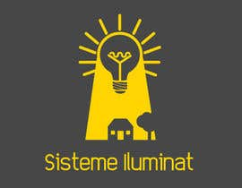 #23 for Design a Logo for illuminating systems by carolinasimoes