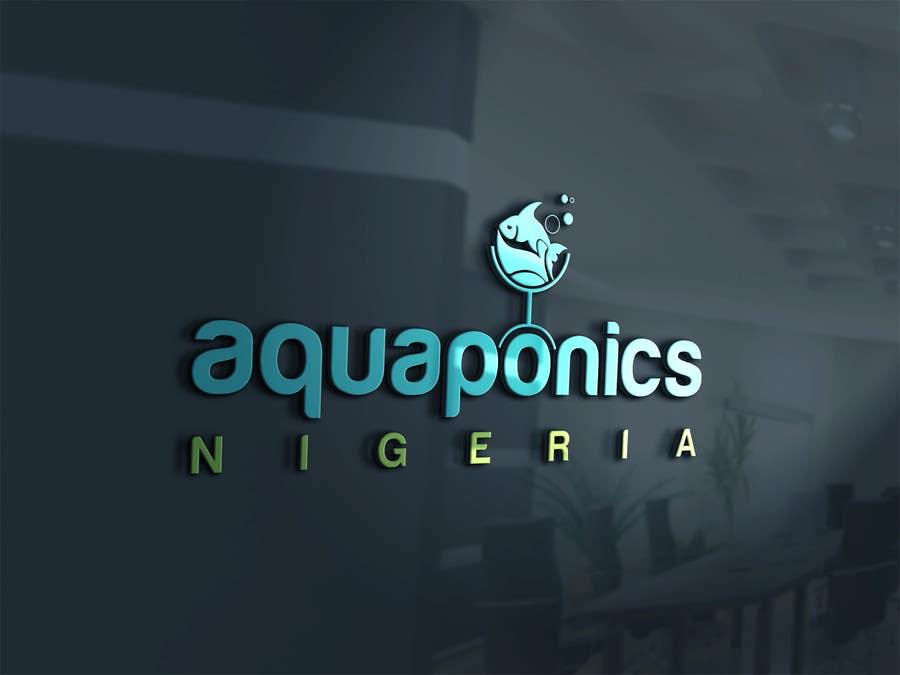 Contest Entry #16 for Design a Logo for www.AquaponicsNigeria.com
