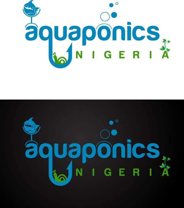 Contest Entry #39 for Design a Logo for www.AquaponicsNigeria.com