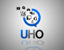 #24 for Design a Logo for forum page called UHO by tiagogoncalves96