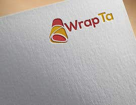 nº 148 pour logo for a wraps and rolls kitchen par nopurakter050