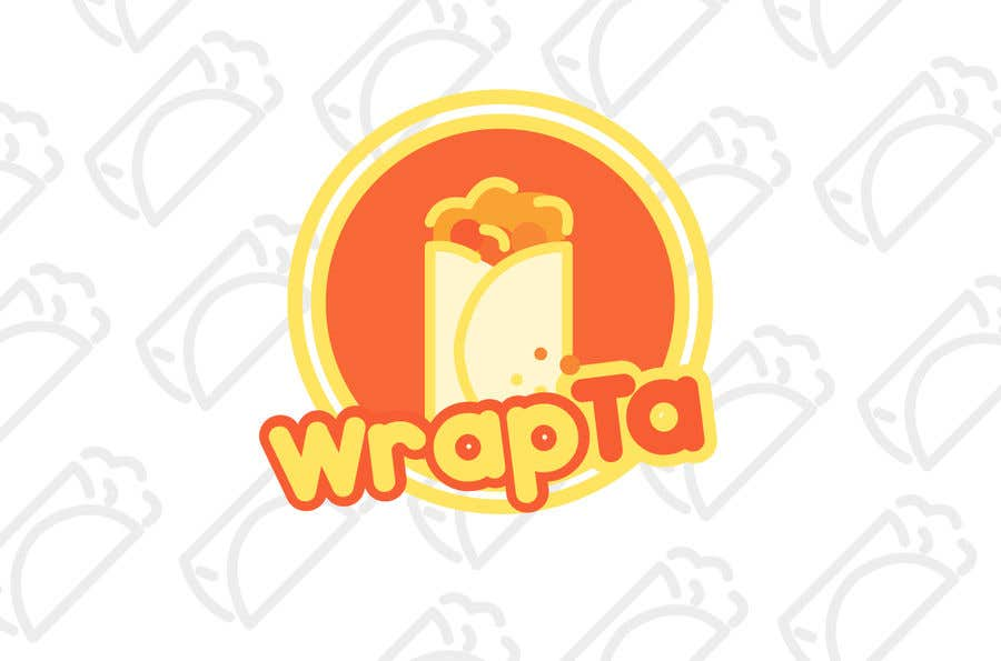 Contest Entry #                                        159                                      for                                         logo for a wraps and rolls kitchen