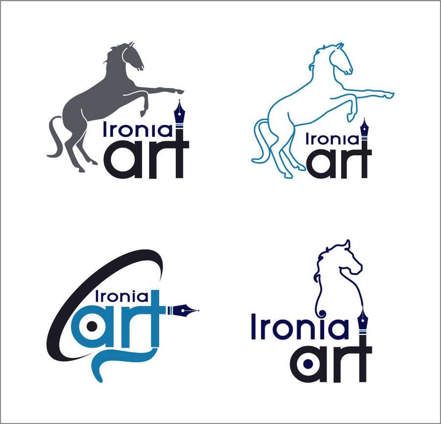 Contest Entry #14 for Design a Logo for equestrian artist