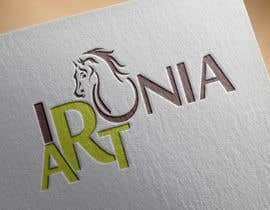 #19 for Design a Logo for equestrian artist by azzzulex