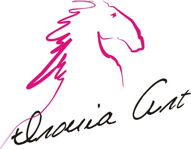 Contest Entry #35 for Design a Logo for equestrian artist
