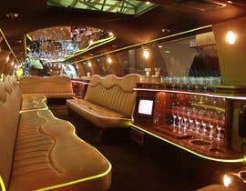 Nro 3 kilpailuun Diseño interior de Limosina en 3D käyttäjältä ahmedrafayatul