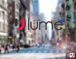 #111 for Logotype for a mobile application LUME by sandwalkers