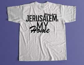#457 for Design on a T-shirt af ibrahimkholil306