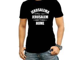 #517 for Design on a T-shirt af abdurrahim292
