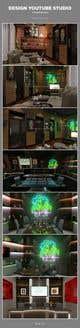 Konkurrenceindlæg #                                                42                                              billede for                                                 designing a youtube studio
