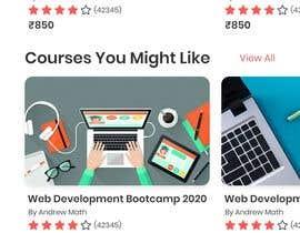 #43 cho Adobe XD: App Mockup/UI Designer. bởi shivanathmuthoju