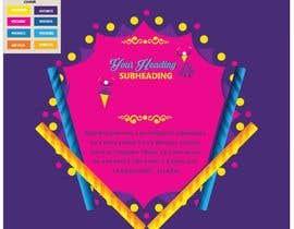#19 สำหรับ Color palette, heading, subheading and body text font and 5 instagram templates in Canva โดย MDJillur