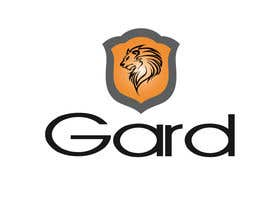 "#113 para Design a Logo for Trademark ""gard"" de nitinbhai"