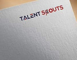 #295 for Please create a logo for my new business name --> Talent Scouts by riad99mahmud