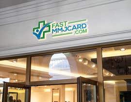 #422 untuk Logo Design Contest FastMMJCard.com oleh amirhamjan91