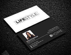 #561 untuk Business Card Design - Violet Rocha oleh kailash1997