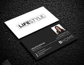 #562 untuk Business Card Design - Violet Rocha oleh kailash1997