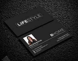 #564 untuk Business Card Design - Violet Rocha oleh kailash1997