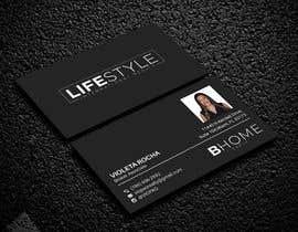#566 untuk Business Card Design - Violet Rocha oleh kailash1997