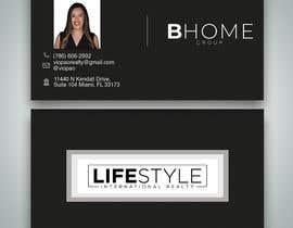 #552 untuk Business Card Design - Violet Rocha oleh designeribrahim6