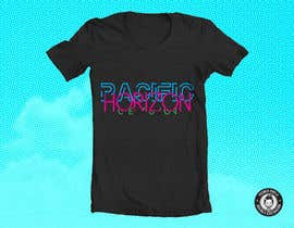 #16 untuk Design a custom T-Shirt for Pacific Horizon oleh yosmerpirela