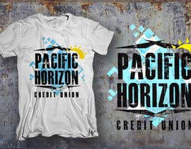 #10 untuk Design a custom T-Shirt for Pacific Horizon oleh dsgrapiko