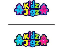 #631 for Kidz Puzzles (Logo Design) by kenitg