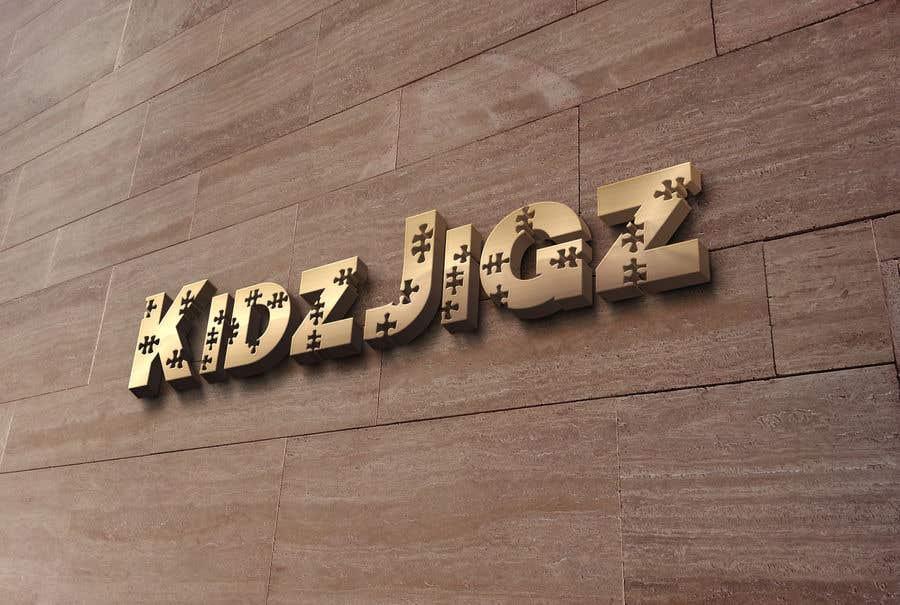 Contest Entry #                                        646                                      for                                         Kidz Puzzles (Logo Design)