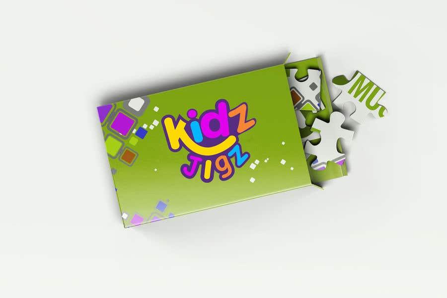 Contest Entry #                                        594                                      for                                         Kidz Puzzles (Logo Design)