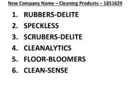 nº 435 pour New company name par rssob7