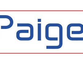 #49 for Concevez un logo for Paige Inc af DaisyGraphic